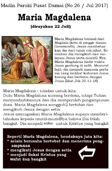 jesus maria magdalena